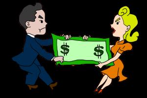 同居关系终止时 共有财产应该如何处理